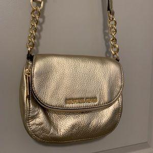 Michael Kors Bags - Gold Michael Kor's Crossbody